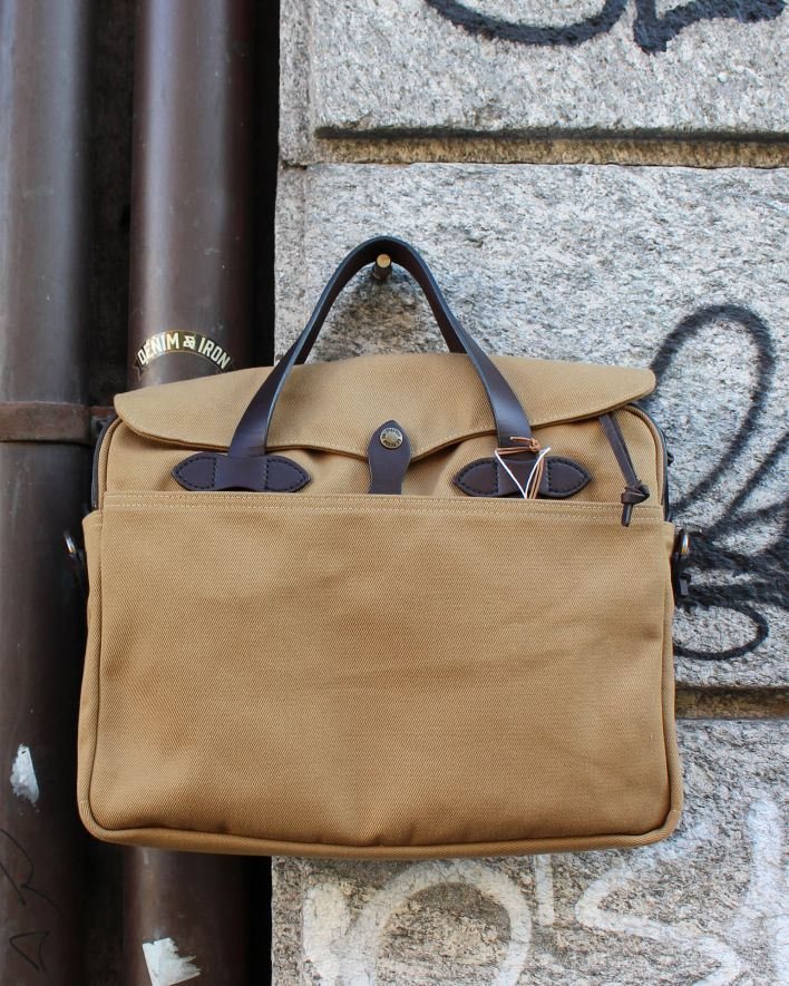Filson Original Briefcase tan_1