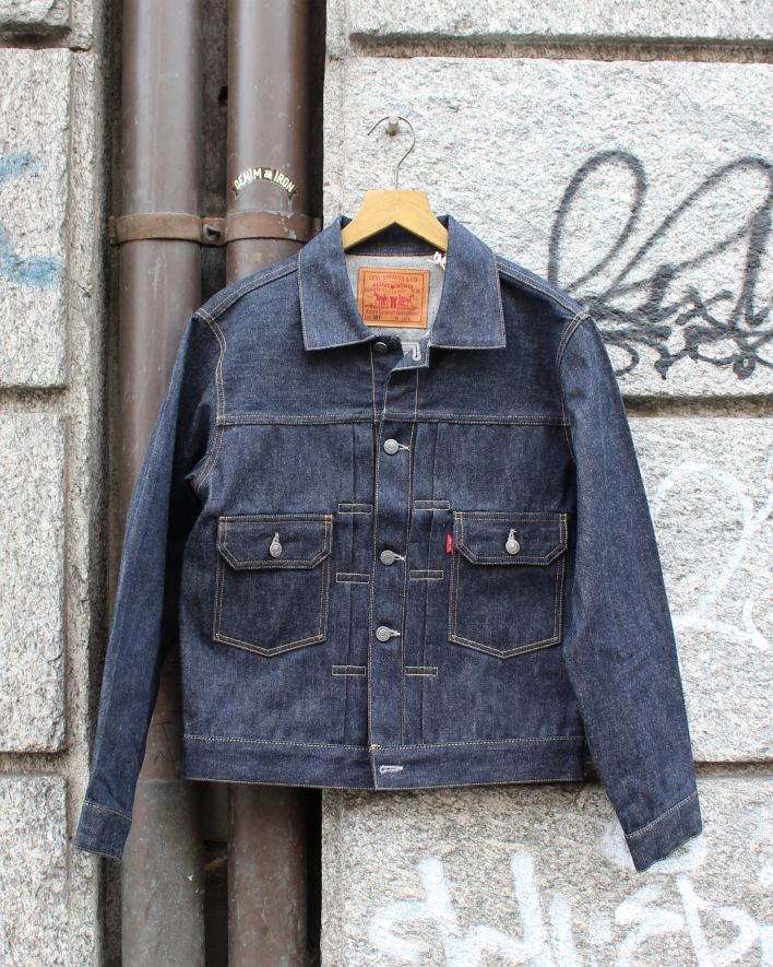 LVC 1953 Type two Denim Jacket 9 oz_1