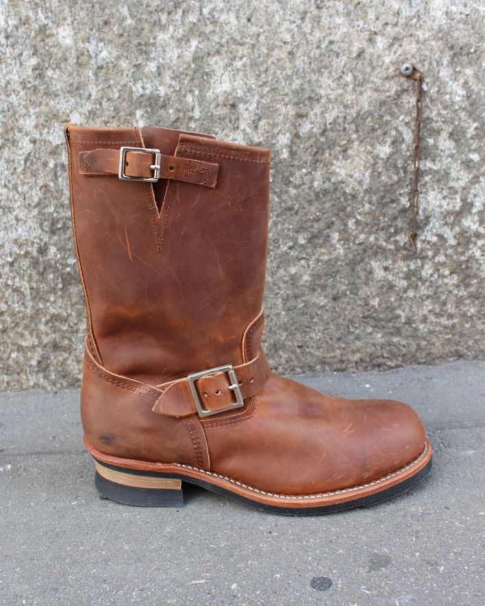 Red Wing 2972 Engineer mit Stahlkappe copper_1