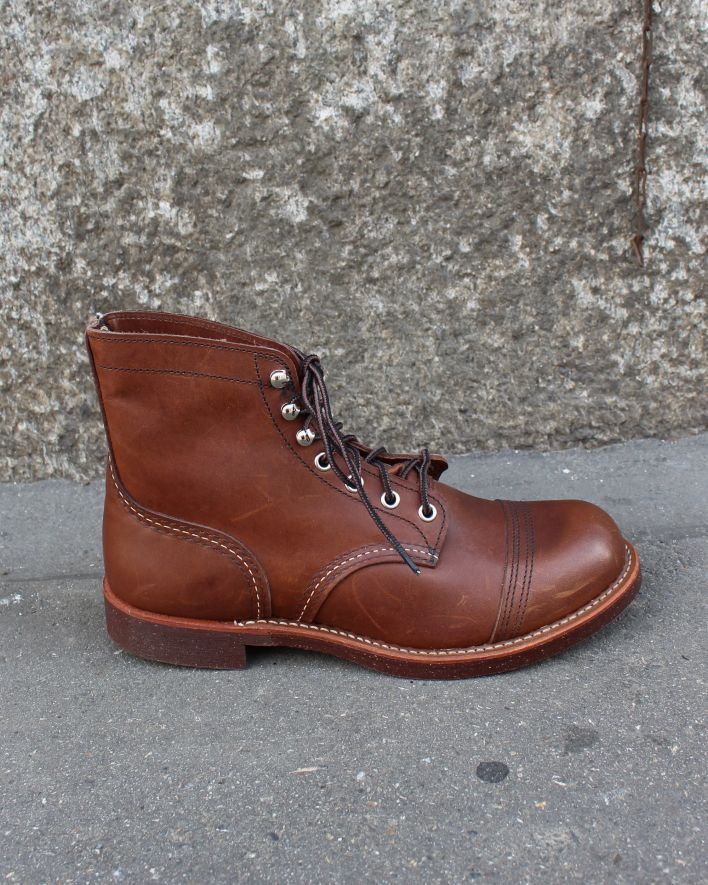 Red Wing 8111 Iron Ranger dunkelbraun_1