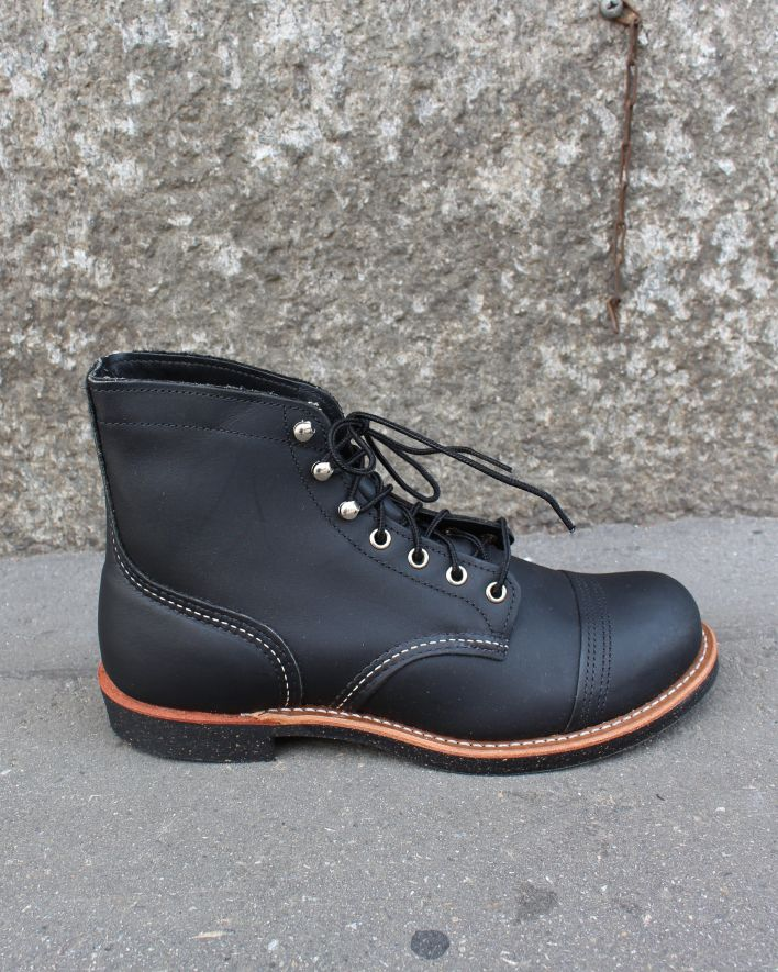 Red Wing 8114 Iron Ranger schwarz_1