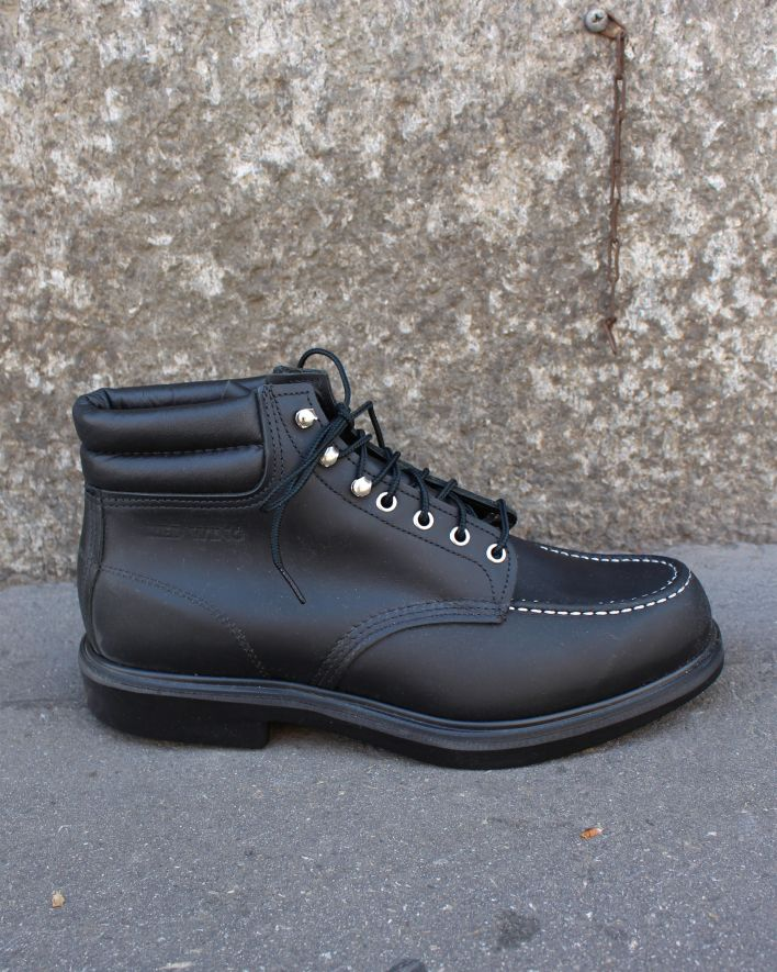 Red Wing 8133 Classic Moc Toe schwarz_1