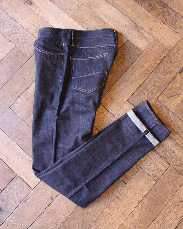 Tellason Elgin raw denim_2