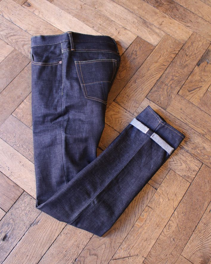 Tellason Ladebroke raw denim_2