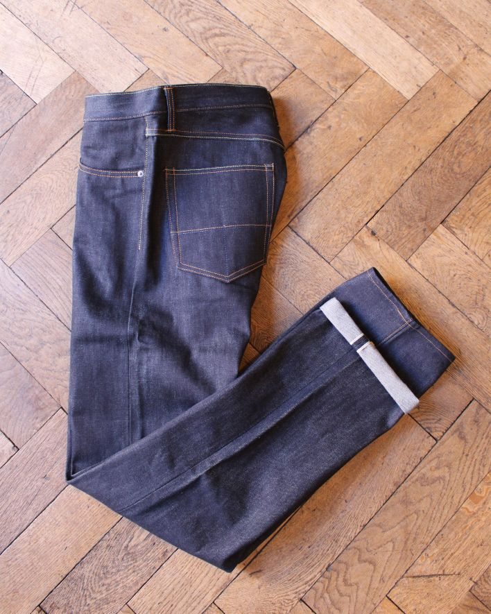 Tellason Sheffield raw denim_2