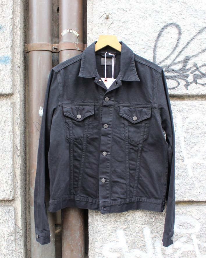 Edwin Buddy Jacket 11 oz schwarz_1