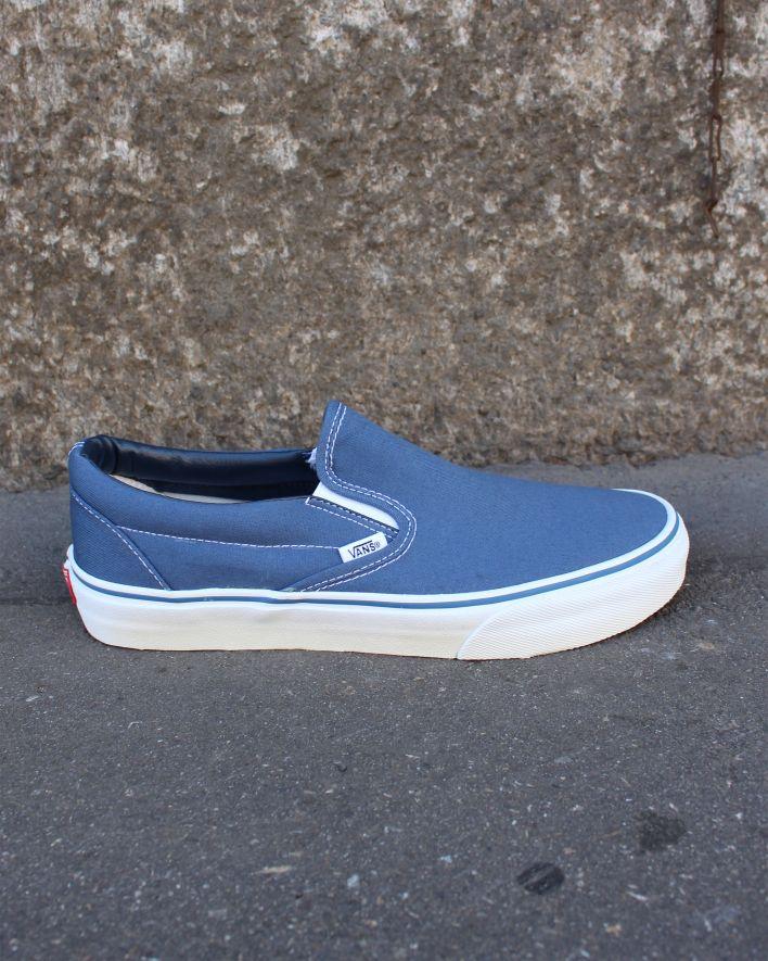 Vans Slip on Sneaker blau_1