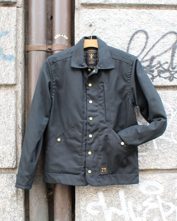 Wrenchmonkees MC Jacket black_1