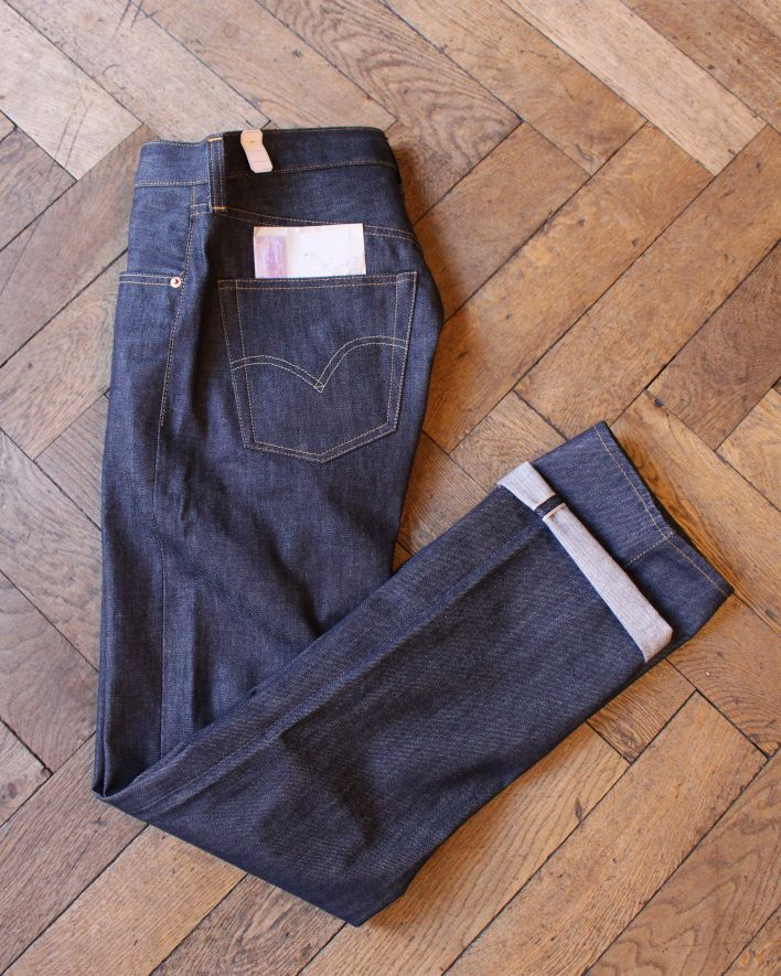 LVC 501 1947 raw denim_2