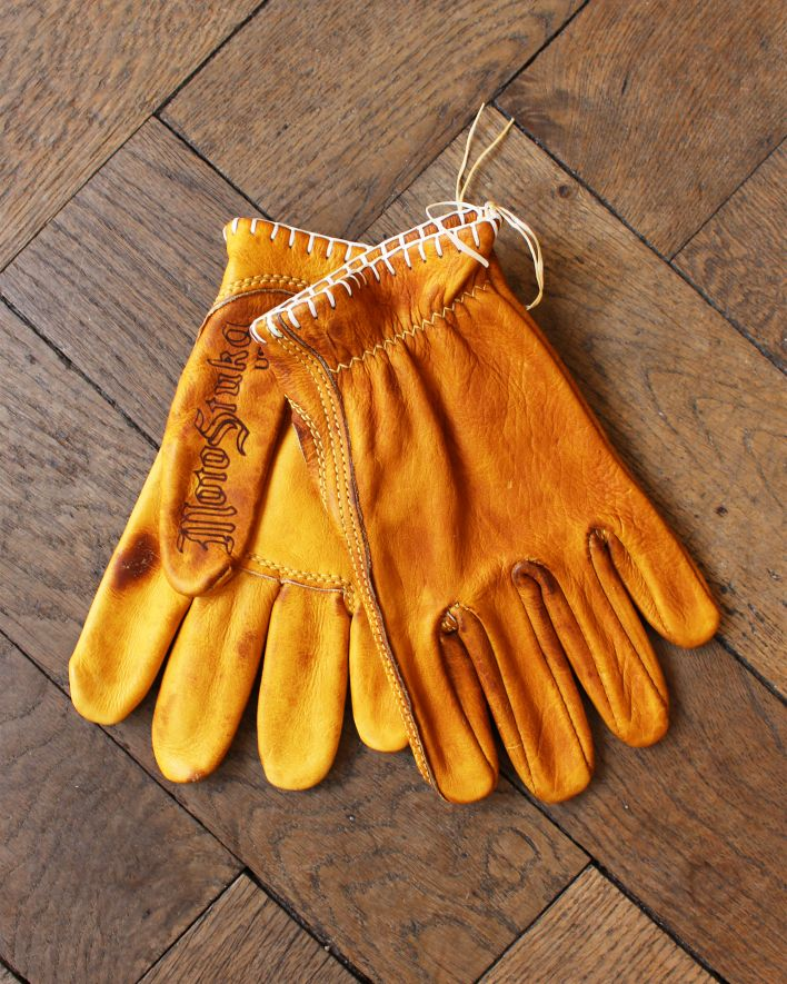 Motostuka Shanks Gloves bronze_1