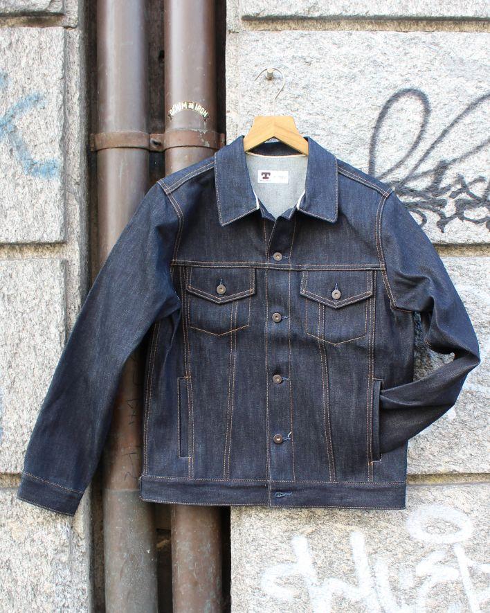 Tellason Jean Jacket 16.5 oz_1