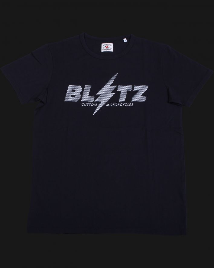 Blitz T-Shirt schwarz_1JPG