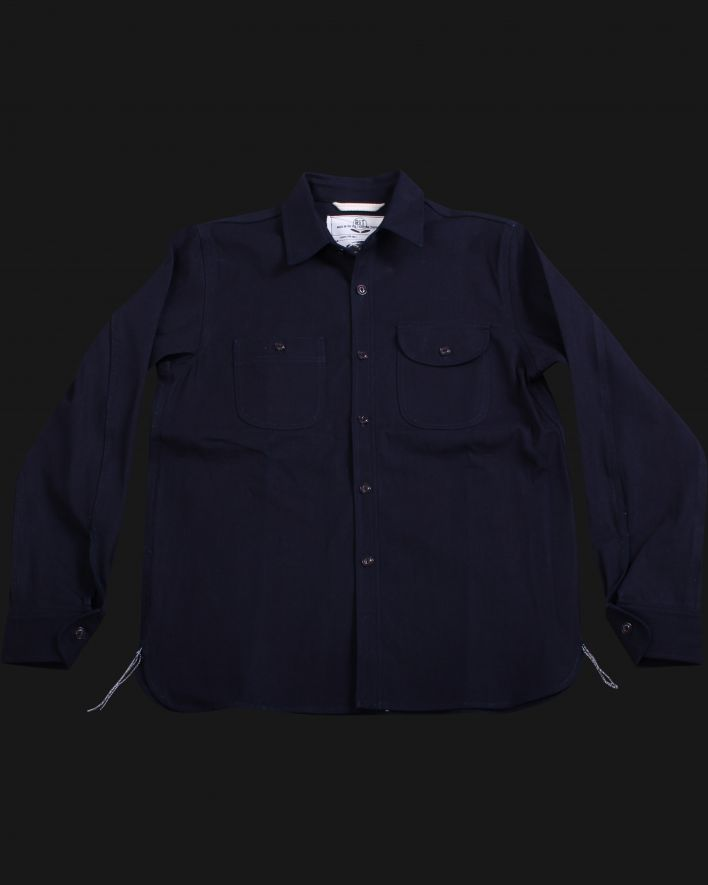 Rogue Territory Work Shirt Canvas_1