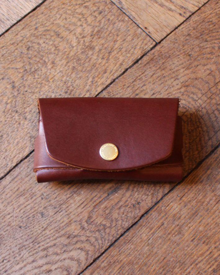 Tanner Goods Basic Cardholder brown_1