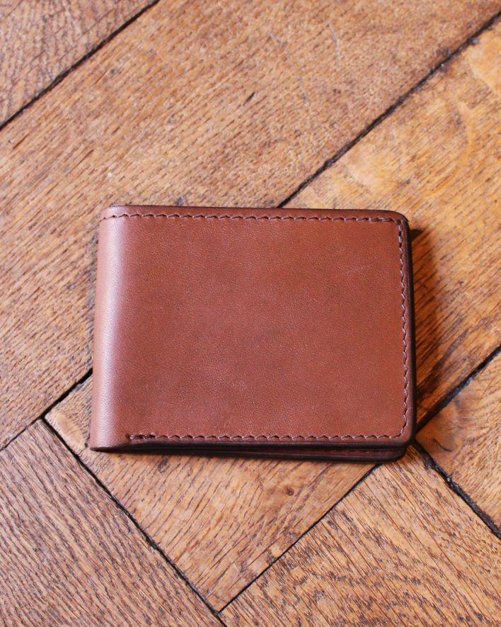 Tanner Goods Brieftasche brown_1