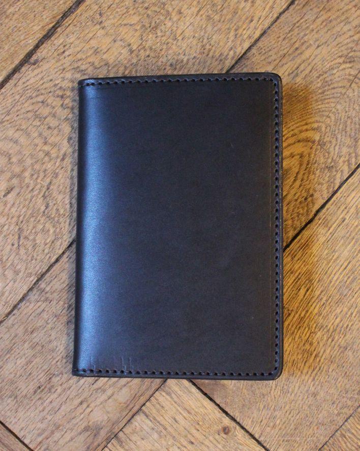 Tanner Goods Reise Brieftasche schwarz_1