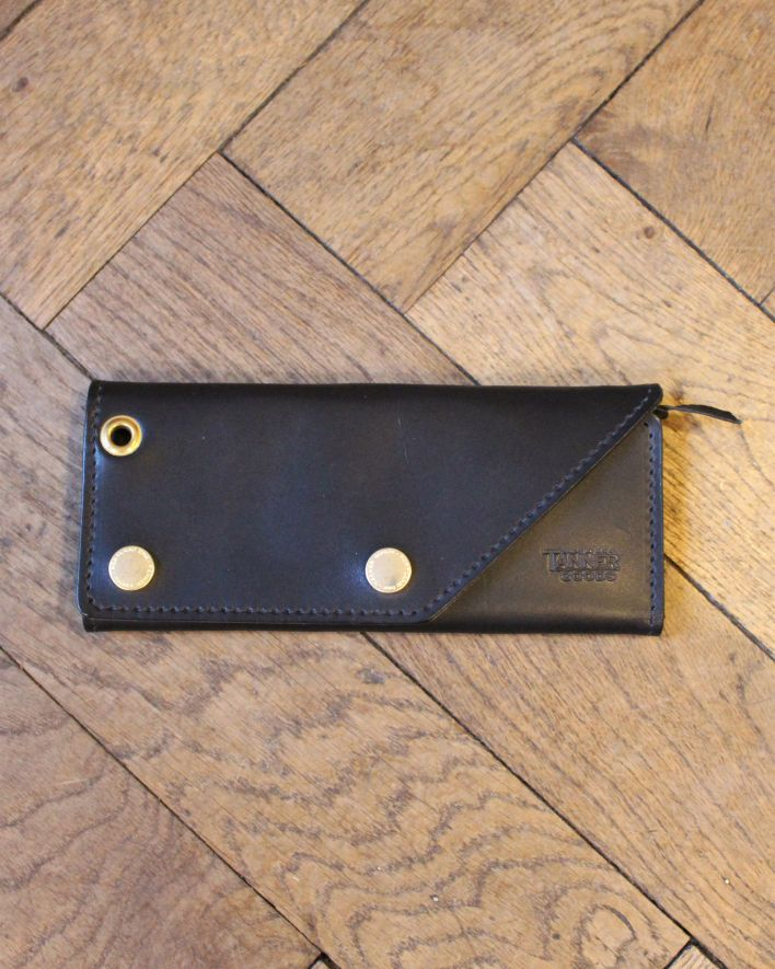 Tanner Goods Workman Wallet black_1