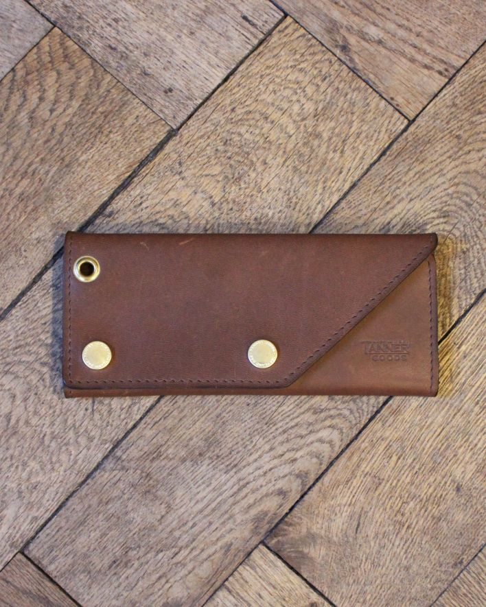 Tanner Goods Workman Wallet brown_1