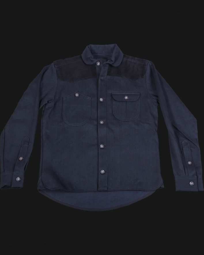 El Solitario Vandal Shirt black 1