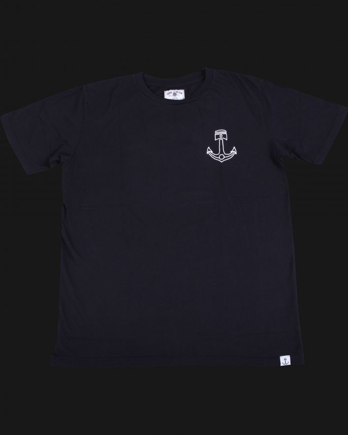Iron & Resin R-T-L T-Shirt black_1