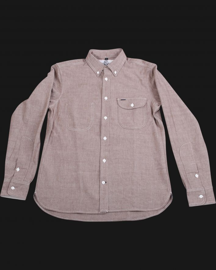 RGT Jumper Shirt brown_1