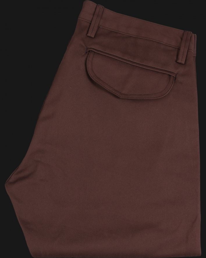 RGT Officer Trouser nutmeg_1