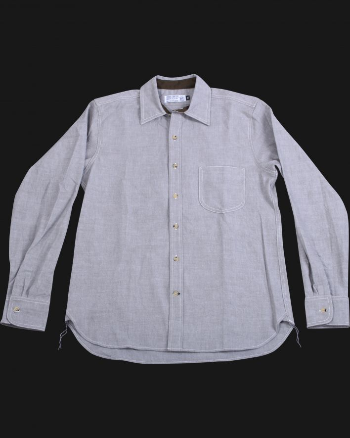 RGT Traveler Shirt grey_1