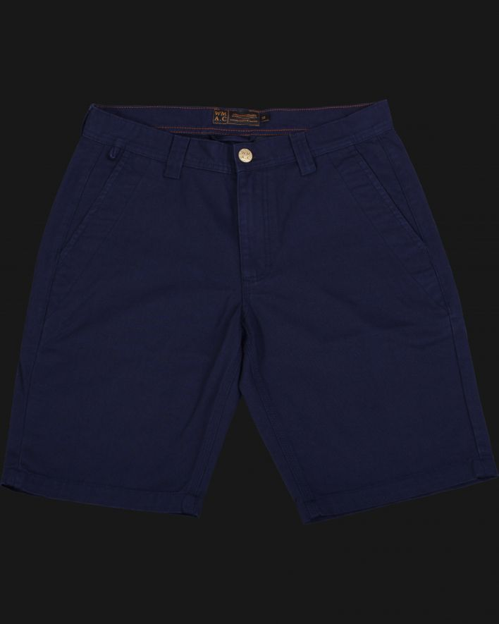 Wrenchmonkees Shorts black iris_1