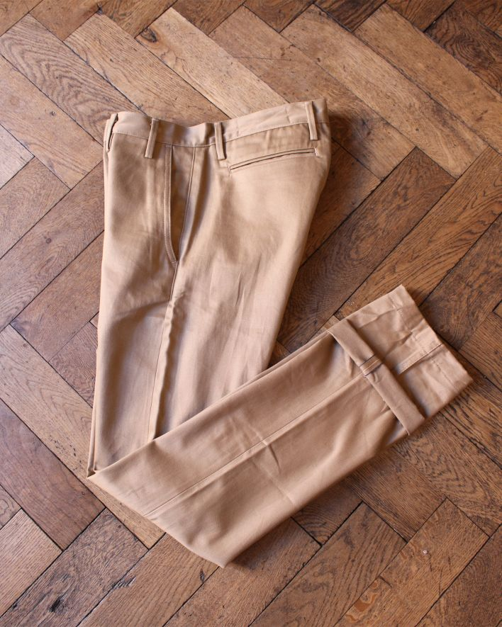 Rogue Territory Officer Trouser bronze_2