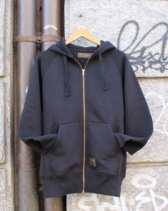 Wrenchmonkees Zip Hoodie black_1