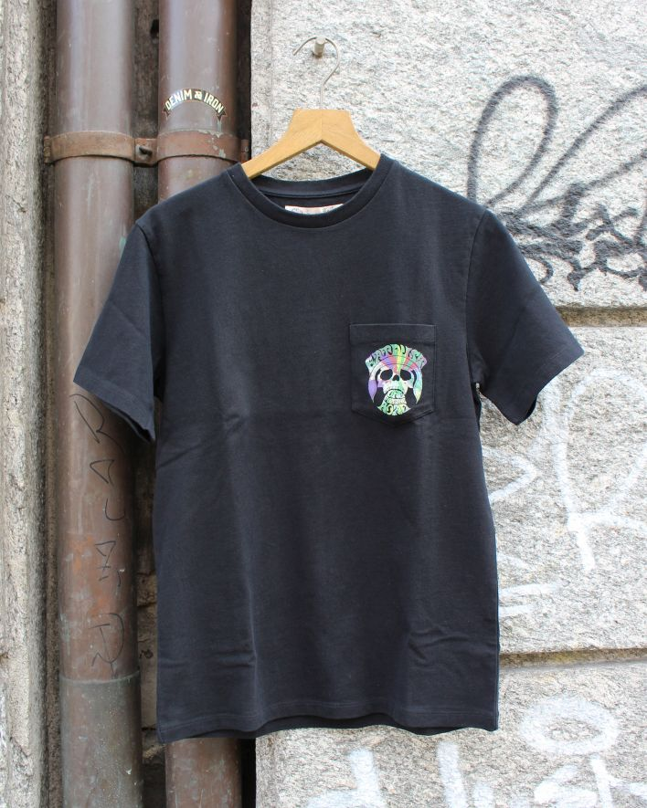 Eat Dust Splash T-Shirt black multicolor_1