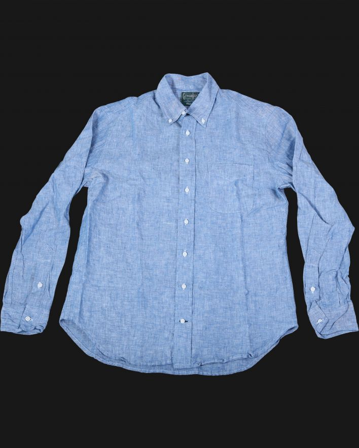 Gitman Vintage Chambray 1