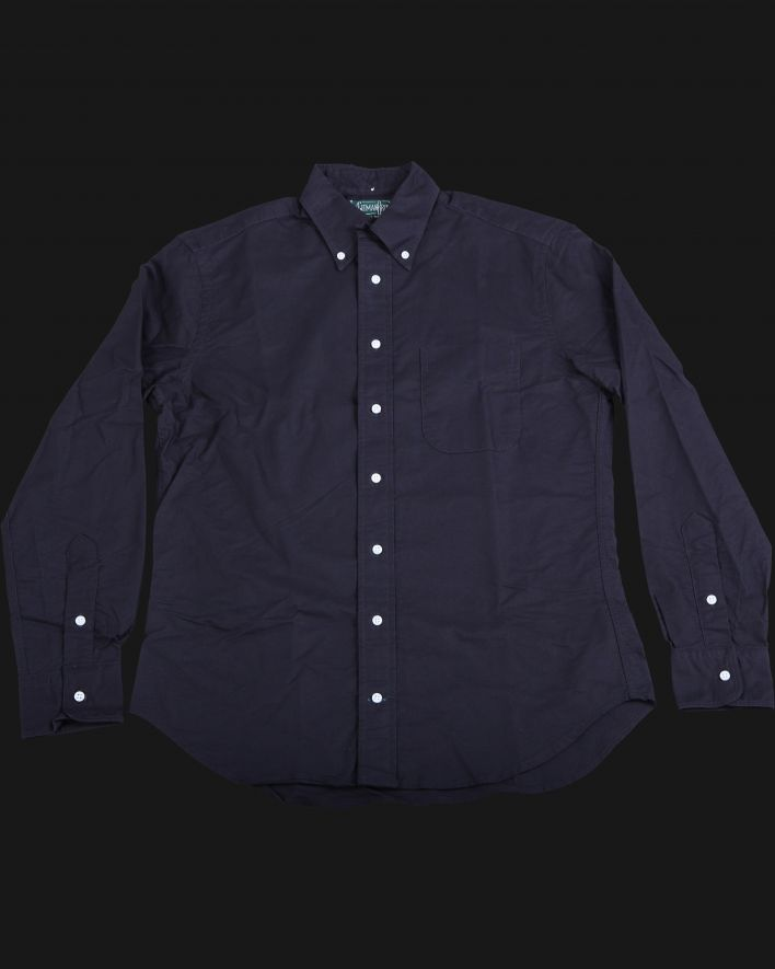 Gitman Vintage Oxford black 1