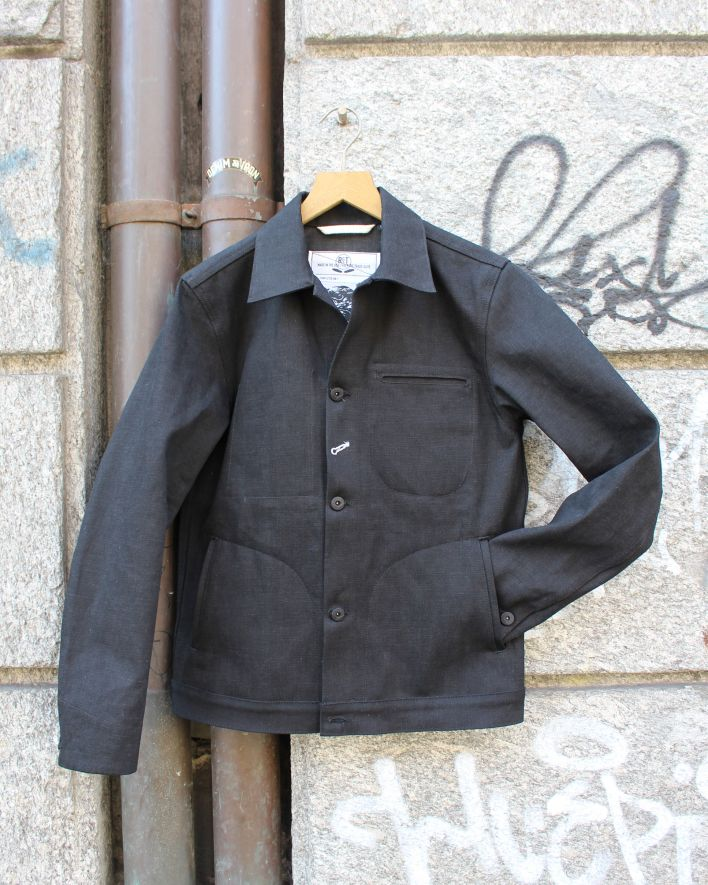 Rogue Territory Supply Jacket black 1.1