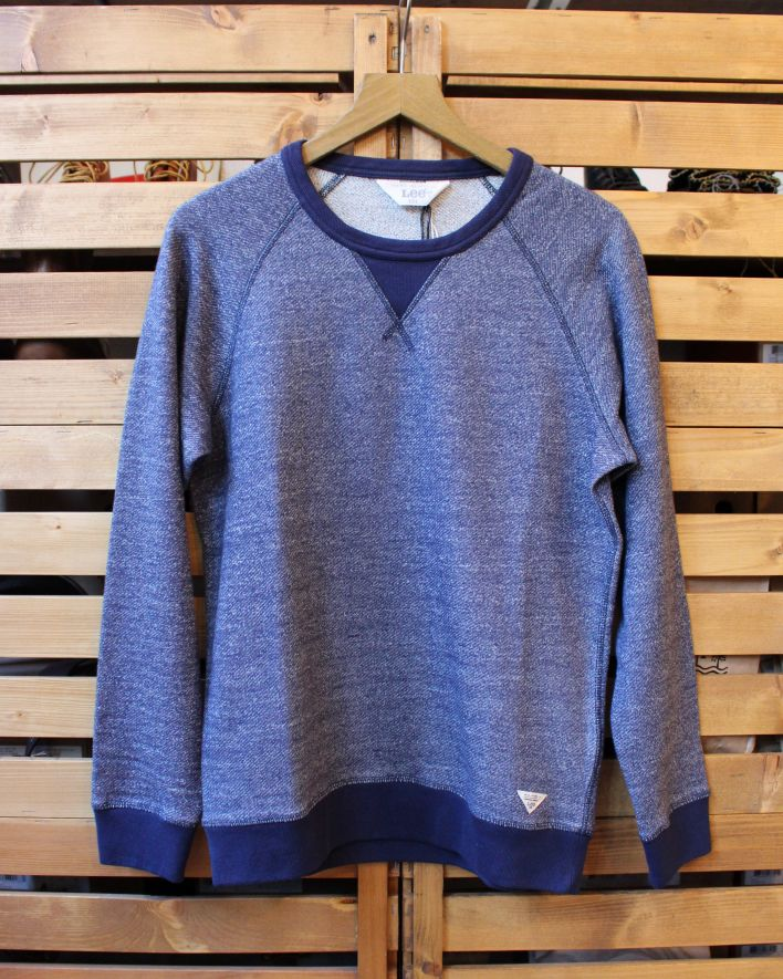 Lee 101 Sweater state blue 1
