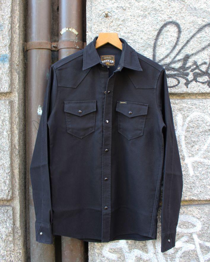 ROKKER Black Jack Rider Shirt1