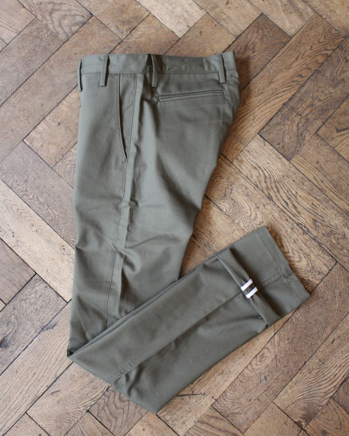 Rogue Territory Officer Trouser olive 2