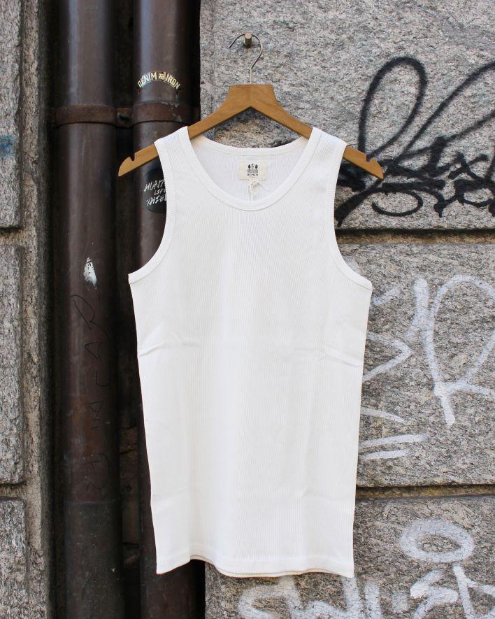 Hemen Gari Tanktop white_1