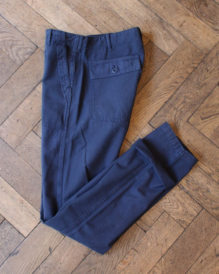 Tellason Fatigue Pant navy 2