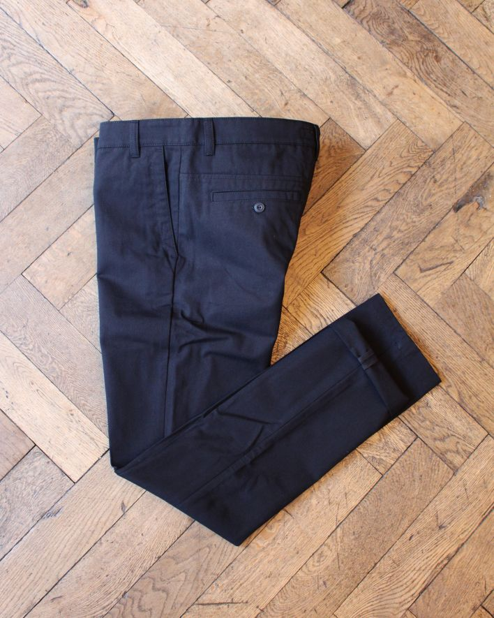 Wrenchmonkees Chino 38 black 2