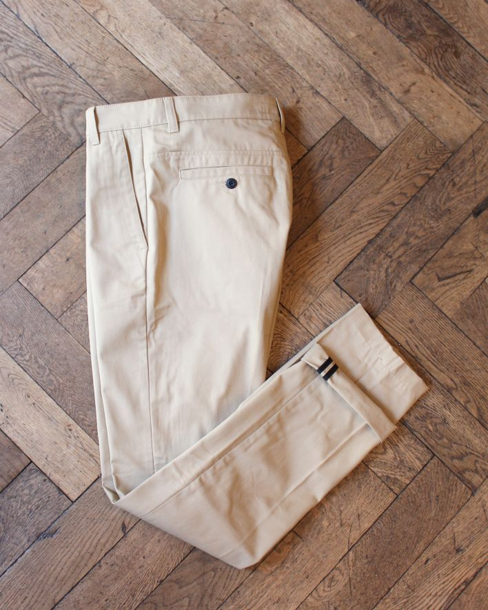 Wrenchmonkees Chino 38 khaki 2