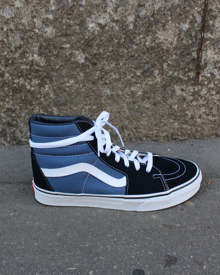 Vans SK8-HI Sneaker navy blue_1