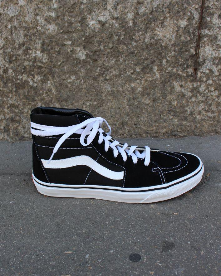 Vans SK8-HI Sneaker schwarz_1