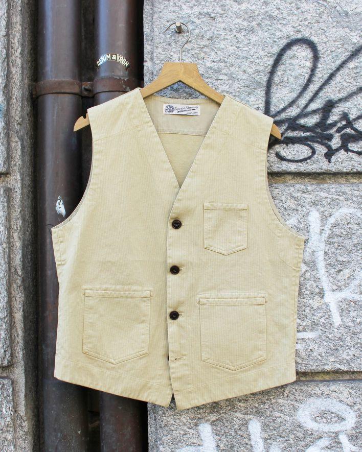 Eat Dust Tropic Service Vest olive_1