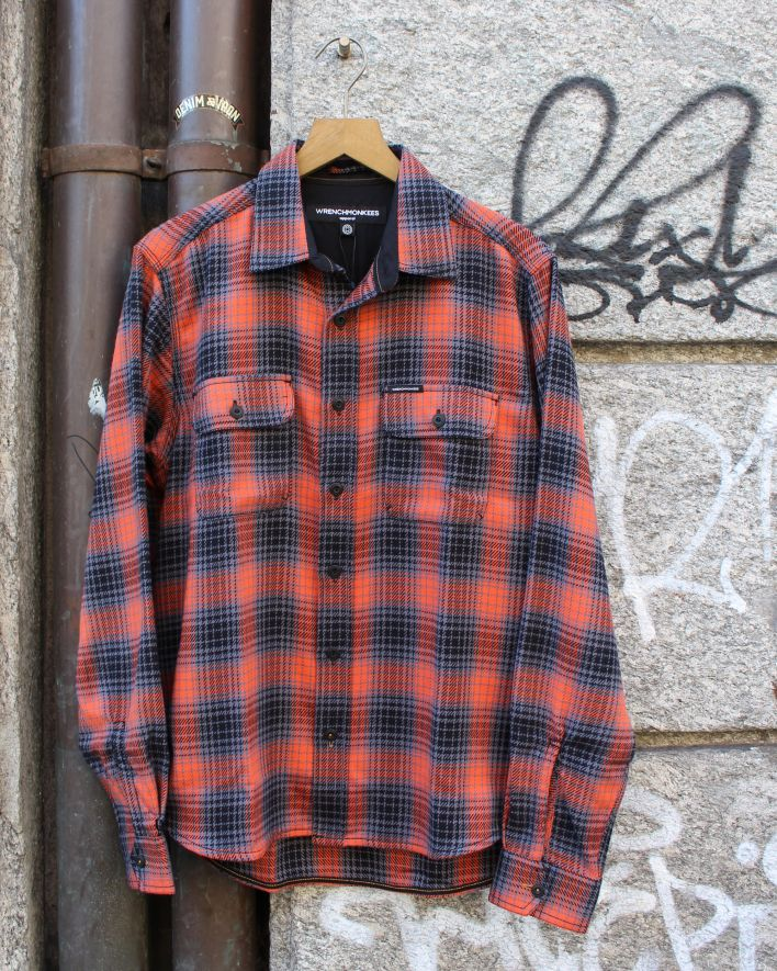 Wrenchmonkees Check Shirt41 multicolor kariert_1