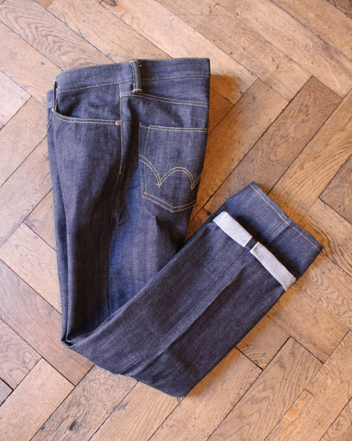 Edwin ED-47 raw denim_2