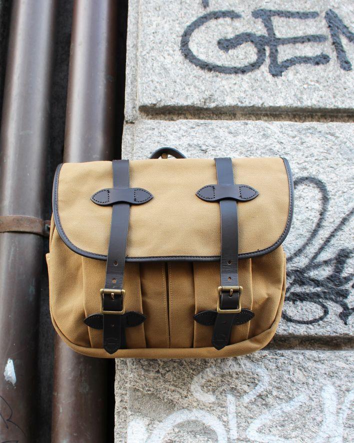 Filson Field Bag medium Twill tan_1