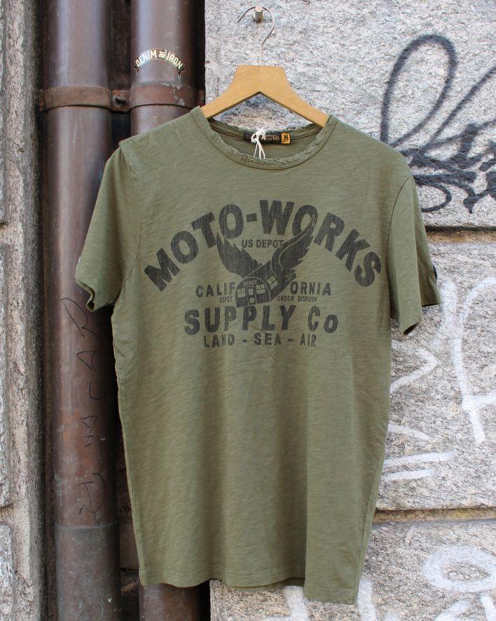 Johnson Motors Moto Supply olive_1