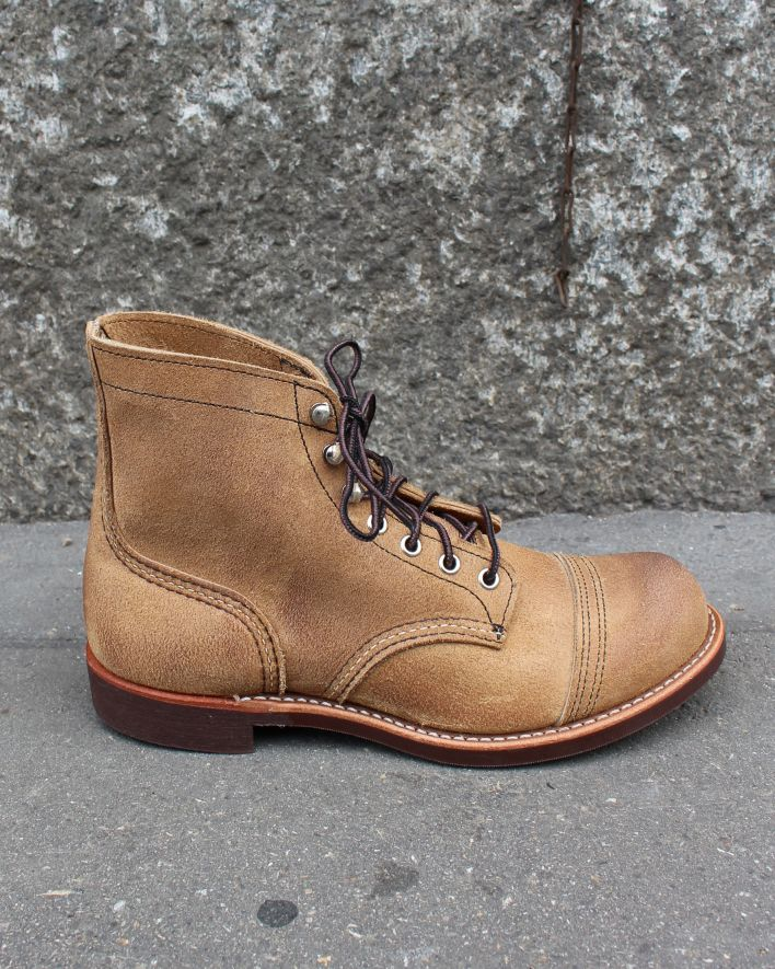 Red Wing 8083 Iron Ranger hawthrone_1