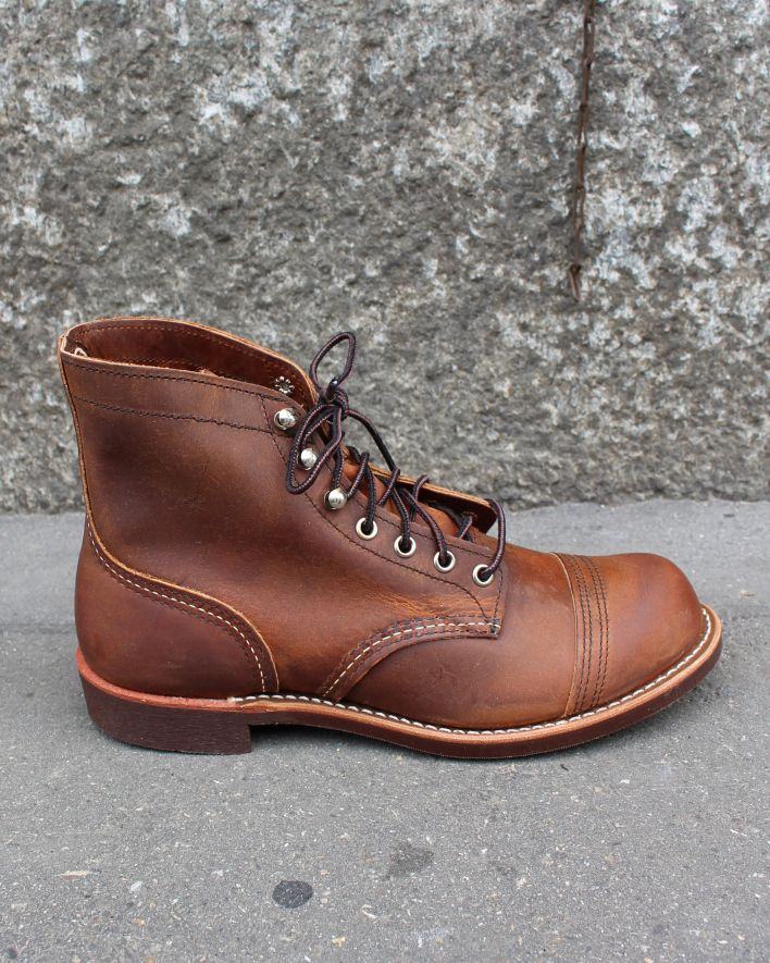 Red Wing 8085 Iron Ranger copper rough & tough_1